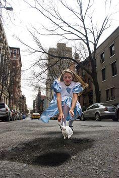 Creative Potholes - Nueva York, USA - Todos los Derechos Reservados mypotholes.com