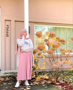 How To Wear Pleated Skirts With Hijab Fashion- image:@nourr.hoda - Looking for Inspiration On How To Wear Pleated Skirt Outfits, Casual Hijab Outfit With Skirt, Summer Hijab Outfit With Skirt, Street Style Skirt, Then Keep Reading For Inspo On Street Hijab Fashion, Chic Skirt Hijab Outfit, Black Skirt Hijab Outfit Casual Outfits With Modest Skirts, Classy Modest Outfits And Much More. #skirtoutfits #hijaboutfit #hijabstylecasual #winteroutfits #hijabfashion #hijaboutfit
