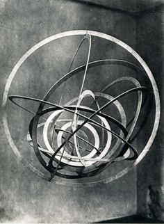 evocativesynthesis: Rodchenko, Hanging Sculpture, 1920 (via Counterlight's Peculiars: The Russian Avant-Garde Part 2; Constructivism) / Sacred Geometry <3