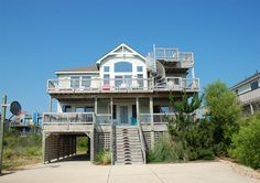 Outer Banks Rentals & NC Oceanfront Vacation Home Rentals $875 -Ocean Sands Community south of Crown Point