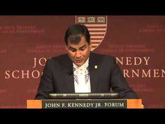 """Conferencia Magistral Presidente Rafael Correa en Harvard """"El Milagro Ecuatoriano"""""""