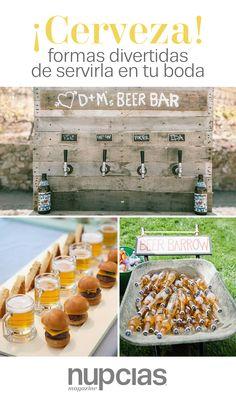 Si son cerveceros, tomen nota de estas ideas para consentir a sus invitados.