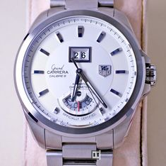 TAG Heuer Grand #Carrera Calibre 8RS GMT #watches