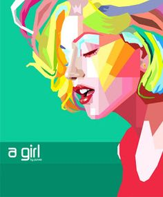 Wedha's Pop Art Portrait (WPAP)