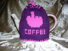 No Corree, We're Having Tea! free Ravelry pattern