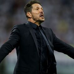 Diego Simeone assures Atletico Madrid he's still 'working' for club