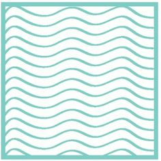Silhouette Design Store: wave background / template