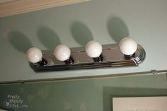 DIY How to Change ANY Light Fixture!  EXCELLENT Tutorial!!