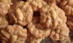 Ořechové pusinky