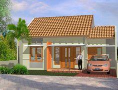 Model atap rumah minimalis simple