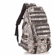 Outdoor Backpack Camouflage Army MiniTactical Backpack Acu Digital 405 L --  Check out this great beb708d52a156