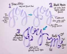 Ribbon Lettering with the New Pastel Dual Brush Pen Set Herz-Kiste DIY & Geschenke & Lettering Lettering Brush, Hand Lettering Fonts, Creative Lettering, Lettering Styles, Typography Letters, Brush Font, Brush Pen Calligraphy, Alphabet Fonts, Calligraphy Letters