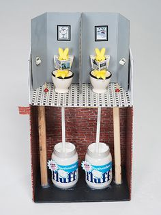 FUNNY!!!! Play with Your Food: See the 5 Sweet Finalists of the Annual Peeps Diorama Contest| Easter