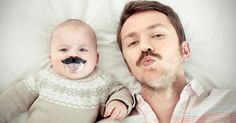 This is what happens when dads are left alone with their babies