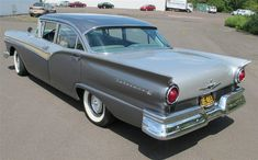 One of One: Supercharged F-Code 1957 Ford Fairlane 500 Sedan