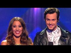 The X Factor - Alex and Sierra - Say My Name