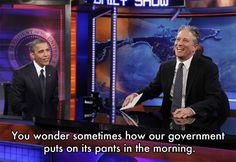 From 12 Greatest Jon Stewartisms