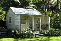 Backyard cabins - cedar, weatherboard, country - kits or erected - sydney australia