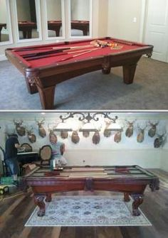 Montez Works Has Been Providing Professional Local And Long Distance - Pool table moving service