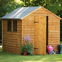 Garden Sheds Homebase 1.8 x 3.0m oxburgh shed | casa de dotson | pinterest | batten