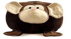 "Bumpidoodle Mason Monkey Bump-i-Doodle Pillow Floor Cushion - 30"" Large Size by Bumpidoodle by Airtex Design Group, http://www.amazon.com/dp/B00A6X356W/ref=cm_sw_r_pi_dp_ag4xrb1RW4HDE"