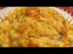 How to make a Creamy & Cheesy Crock Pot Mac & Cheese Porn - Full Video…