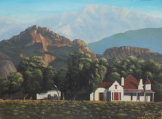 Farm house by Desree vd Merwe