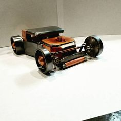 Check out this item in my Etsy shop https://www.etsy.com/listing/535401793/hand-made-ratrod-metal-art-sculpture