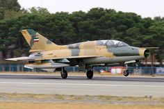 "Iran Develops Training Plan for Overhaul of F-7 Fighter Jets http://www.xairforces.com/?p=812; Islamic Republic of Iran Air Force Chengdu FT-7M ""Airguard"""