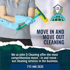 we clean for you the spaces of your home and office with efficiency and quality. Move Out Cleaning Service, Moving Out, Spaces, Business, Store, Business Illustration