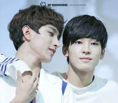 DK and Wonwoo ❤