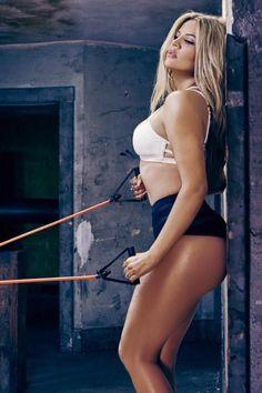 Khloe Kardashian is motivation ❤️