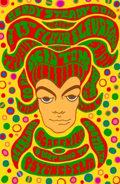Ready Steady Go- a Tribute to the 13th Floor Elevators w/ Acid Tomb