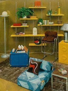 1974 Womans Day interior 5 by retro-space, via Flickr