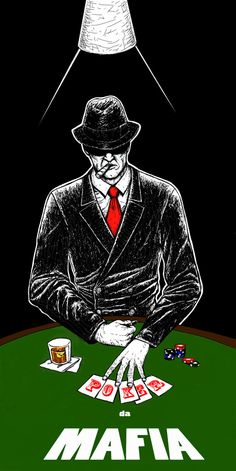 Mafia's Poker by ~Henrik182