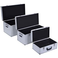 Fashion 3Piece DIY Tool Box Set Storage Large Middle Small Work Tools Garage Workshop >>> Learn more by visiting the image link.