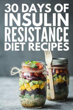 Weight Loss That Works: 30 Day Insulin Resistance Diet Plan Best Diet Plan, Healthy Diet Plans, Diabetic Menu Plans, Low Fat Diets, Low Carb Diet, Low Glycemic Diet Plan, Low Glycemic Foods List, Low Sugar Diet, Calorie Diet
