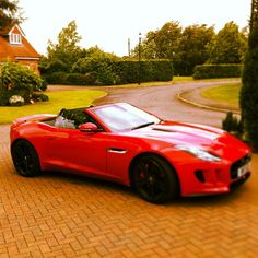 Unbelievable Beauty! Jaguar F-Type #yourturn