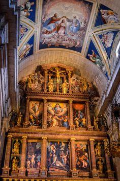 Altar Mayor de la Basílica del Escorial (El Escorial - Spain)
