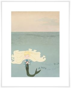 Home In The Sea, Beach & Ocean Art Prints | Oopsy Daisy