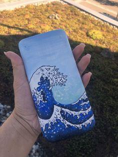 Taschenrechner 🌻🌊 - New Ideas - Taschenrechner 🌻🌊 Taschenrechner bemalt💫 - Art Phone Cases, Diy Phone Case, Aesthetic Painting, Aesthetic Art, Art Mini Toile, Diy Sharpie, Drawing School, Mini Canvas Art, Cute Paintings