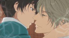 Haru et Ren - Super lovers