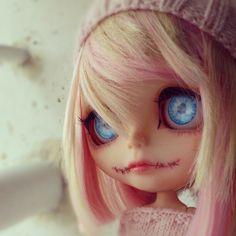 le theatre des poupées. — Skully by K-Doll Heaven on Flickr.