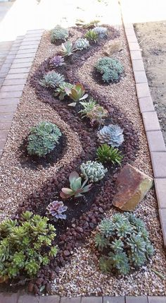 Advice, methods, furthermore overview with regard to receiving the very best result as well as attaining the maximum usage of Backyard Diy Landscaping Front Yard Landscaping Design, Outdoor Gardens, Windowsill Garden, Rock Garden, Backyard Landscaping Designs, Succulent Garden Landscape, Rock Garden Landscaping, Small Front Yard Landscaping, Front Yard Garden Design