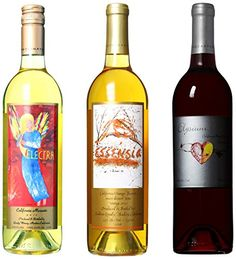 Dessert Wine - Quady Special Sweet Gift Wine Pack 3 x >>> You can get more details by clicking on the image. Dessert Wine, Wine Education, Wine Gifts, Wines, Image Link, Canning, Bottle, Sweet, Desserts