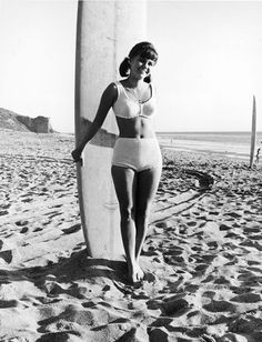 Sally Field as Gidget, 1965.