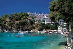 GREECE CHANNEL | Alonissos island, Patitiri Greece