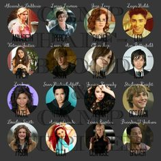 Camp Half-Blood Real | Camp Half Blood and Camp Jupiter Cast by MusicOwnsMySoul