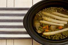 Slow Cooker Recipes, Crockpot Recipes, Sausage, Beef, Crock Pot, Slow Cooking, Food, Vegetarian, Meals