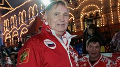 "Viktor Tikhonov, the Soviet hockey coach whose teams won three Olympic gold medals but fell to the United States in the ""Miracle on Ice,"" died after a long illness. He was 84."